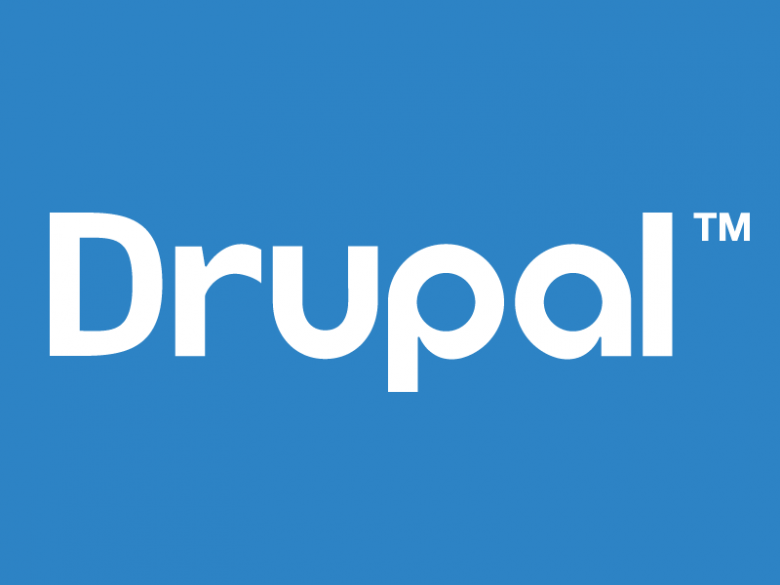 Drupal - Open Source CMS logo