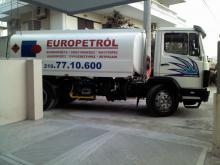 Βυτίο Πετρελαίου Θέρμανσης EUROPETROL